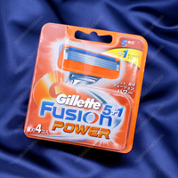 Gillette Fusion 5 + 1, Power, Blade 4B