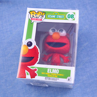 POP! Television Series, Sesame Street - Elmo Mini Figure