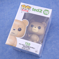 POP! Movie Series, Ted 2 - Ted (BEER VERSION) Mini Figure