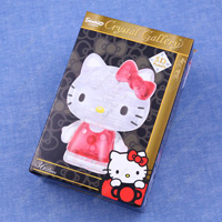 Crystal Puzzle, Hello Kitty