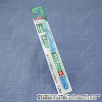 GUM Dental Brush #211, 3-Row Compact Type, Regular (Color Not Selectable)