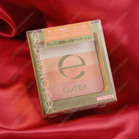Excel Gradation Cheek N, GC04 Mandarin Orange