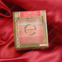 Excel Gradation Cheek N, GC05 Apple Red