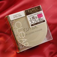 Excel Clear Lucent Powder NA, CP1 Natural