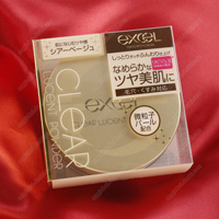 Excel Clear Lucent Powder NA, CP3 Sheer Beige