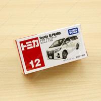 Tomica 012 Toyota Alphard