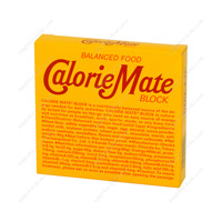 Calorie Mate, Block, Chocolate Flavor