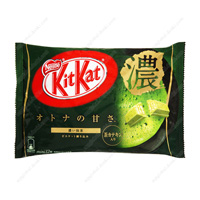Kit Kat Mini, Otona no Amasa, Rich Matcha Tea