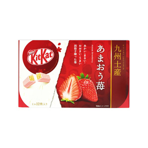 Kit Kat Mini, Amaou Strawberry