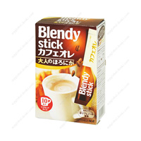 Blendy Stick Café au Lait, Mature Bitterness