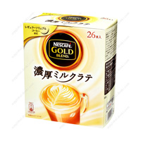 Nescafe Gold Blend, Rich Milk Latte