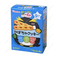 Wakodo Akachan no Oyatsu +Ca, Calcium, Pumpkin Cookie