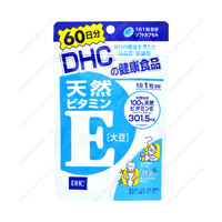 DHC Vitamin E, 60 Days' Worth