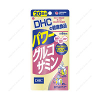 DHC Power Glucosamine, 20 Days' Worth