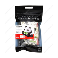 nanoblock 159 Giant Panda
