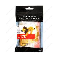 nanoblock 170 Lion