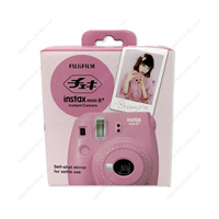 FUJIFILM Instant Camera, Cheki instax mini 8+, Strawberry