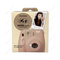 FUJIFILM Instant Camera, Cheki instax mini 8+, Cocoa