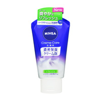 Nivea Cream Care Face Wash, Refresh
