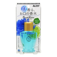 Breath Parfum Oral Perfume Mouth Wash, For Portable Use, Ocean Breeze Fragrance