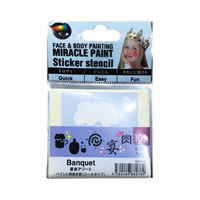 Miracle Paint Stencil, Party Assortment