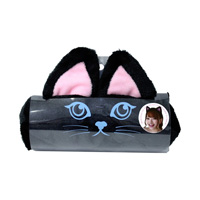 Cat Ear Hair Band, Black Cat