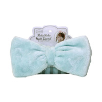 Fluffy Hair Band, Ice Mint