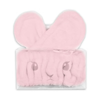 Rabbit Ear Hair Band, Pink