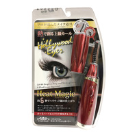 Hollywood Eyes Eyelash Curler, Red