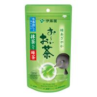 Oiocha Green Tea w/Matcha Tea 100g