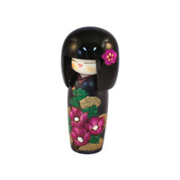Kokeshi Flower Drop