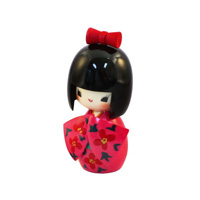 Kokeshi, Flowering Dogwood