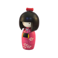 Kokeshi, Spring Breeze
