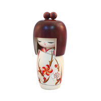 Kokeshi, Spring Dream (Small)