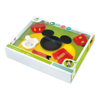 Mickey Mouse Icon Baby Tableware Set