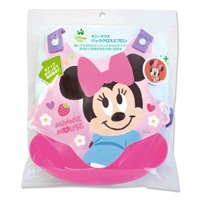 Minnie Mouse Crossed-Back Apron