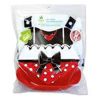 Minnie Mouse Crossed-Back Apron (Narikiri)