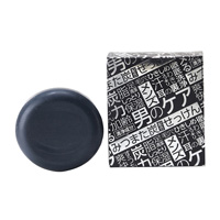 Mitsumata Charcoal Soap, Suumon, Men's Skin Soap
