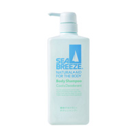 Sea Breeze Body Shampoo, Cool & Deodorant, 600ml