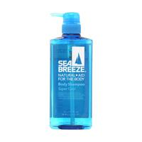 Sea Breeze Super Cool Body Shampoo 600ml