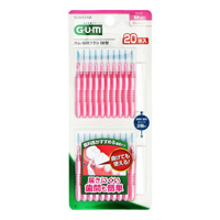 GUM Interdental Brush, I-Shape 20P M