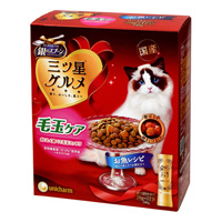 Gin no Spoon Premium 3-Star Gourmet, Hairball Care, Fish Recipe