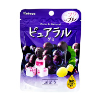 Pureral Gummy, Grape