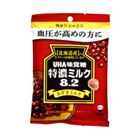 High Concentration Milk 8.2, Adzuki Bean Milk, Bag