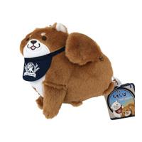Chuken Mochi Shiba, Stuffed Toy Pass Case, Okaka