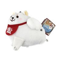 Chuken Mochi Shiba, Stuffed Toy Pass Case, Ume