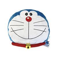 Doraemon Face Cushion, Smiling Face