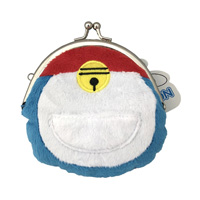 Doraemon Clasp-Opening Case, Pocket