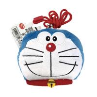 Doraemon Clasp-Opening Case, Face