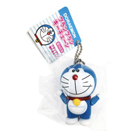 Doraemon Dangling Key Chain, Smiling Face
